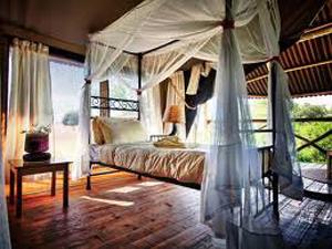 Room Inside Tarangire River Camp - Gay Men Travel