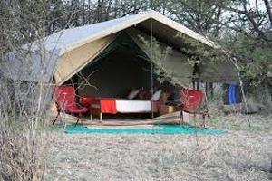 Campsite in Serengeti - Gay Travel Adventures