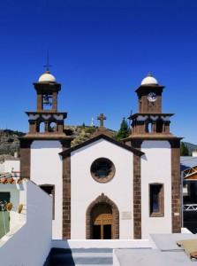 Artenara Church