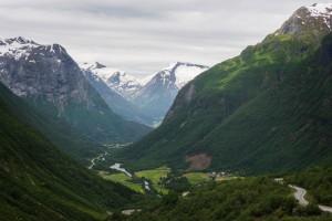 Hjelle Valley